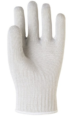 Banom® SteelGard® 7200 Glove - Heavy Weight-Spiral Wrapped Stainless Steel - Double Strand - 12 Each Pack